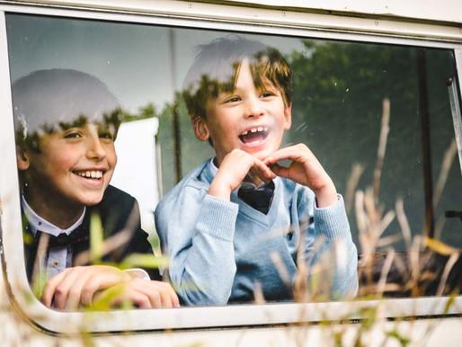 Portretfotografie... in een oude caravan