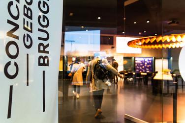 eventfotografie voor POM West-Vlaanderen - Concertgebouw Brugge