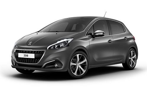 ------------- Peugeot 208 --------------              1.6 HDI 75 BUSINESS 5P
