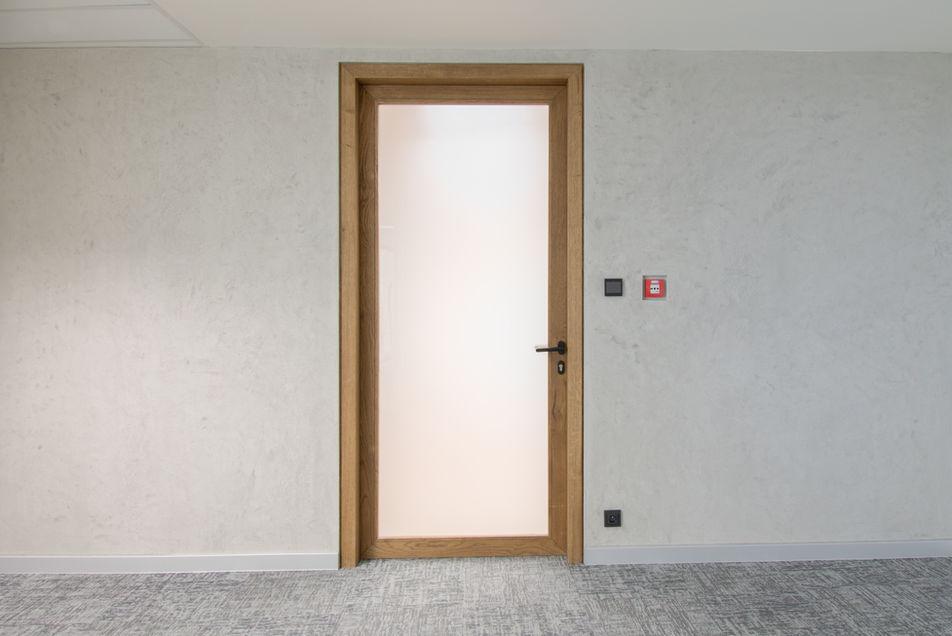 dveře dub