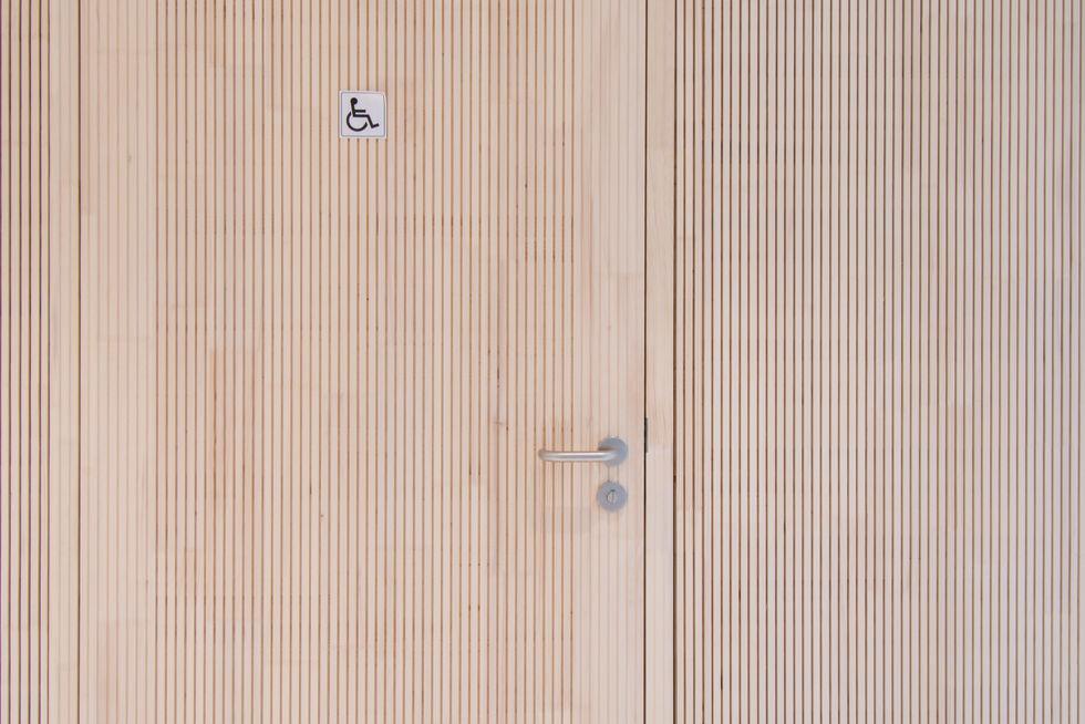 dveře z biodesky