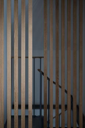WOODY BARS schodiště