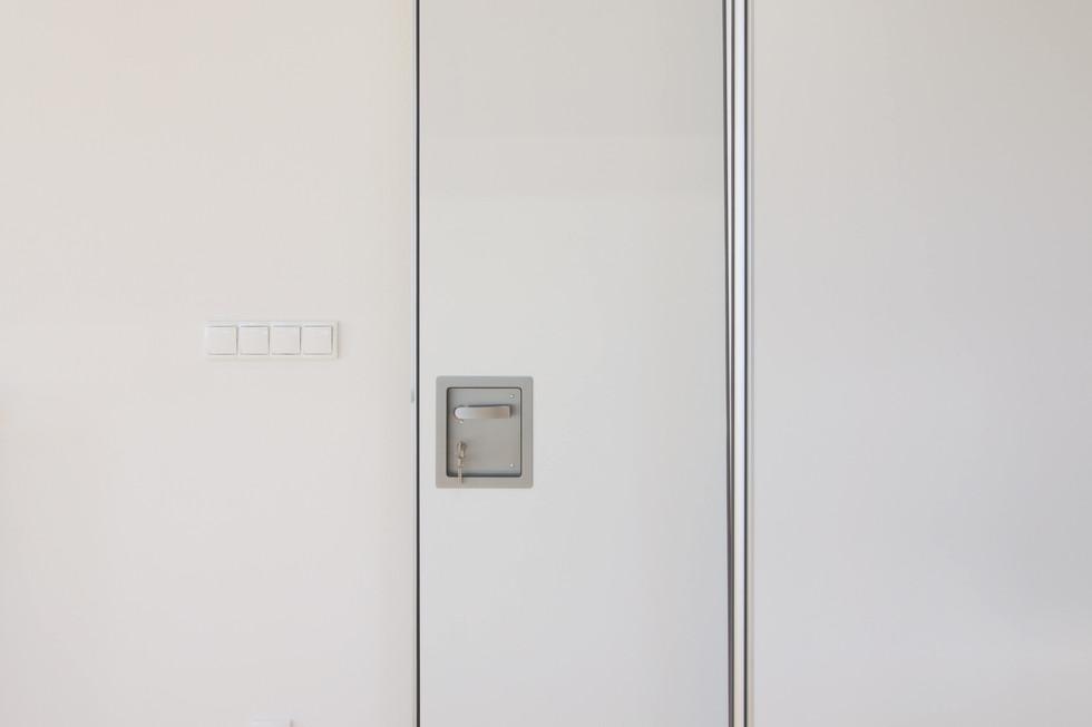 Multiwal fixní dveřní modul