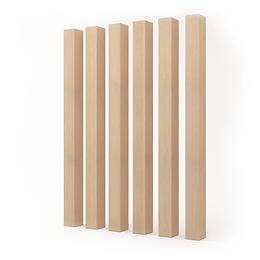 treláž, dřevěná mříž, dřevěný obklad
