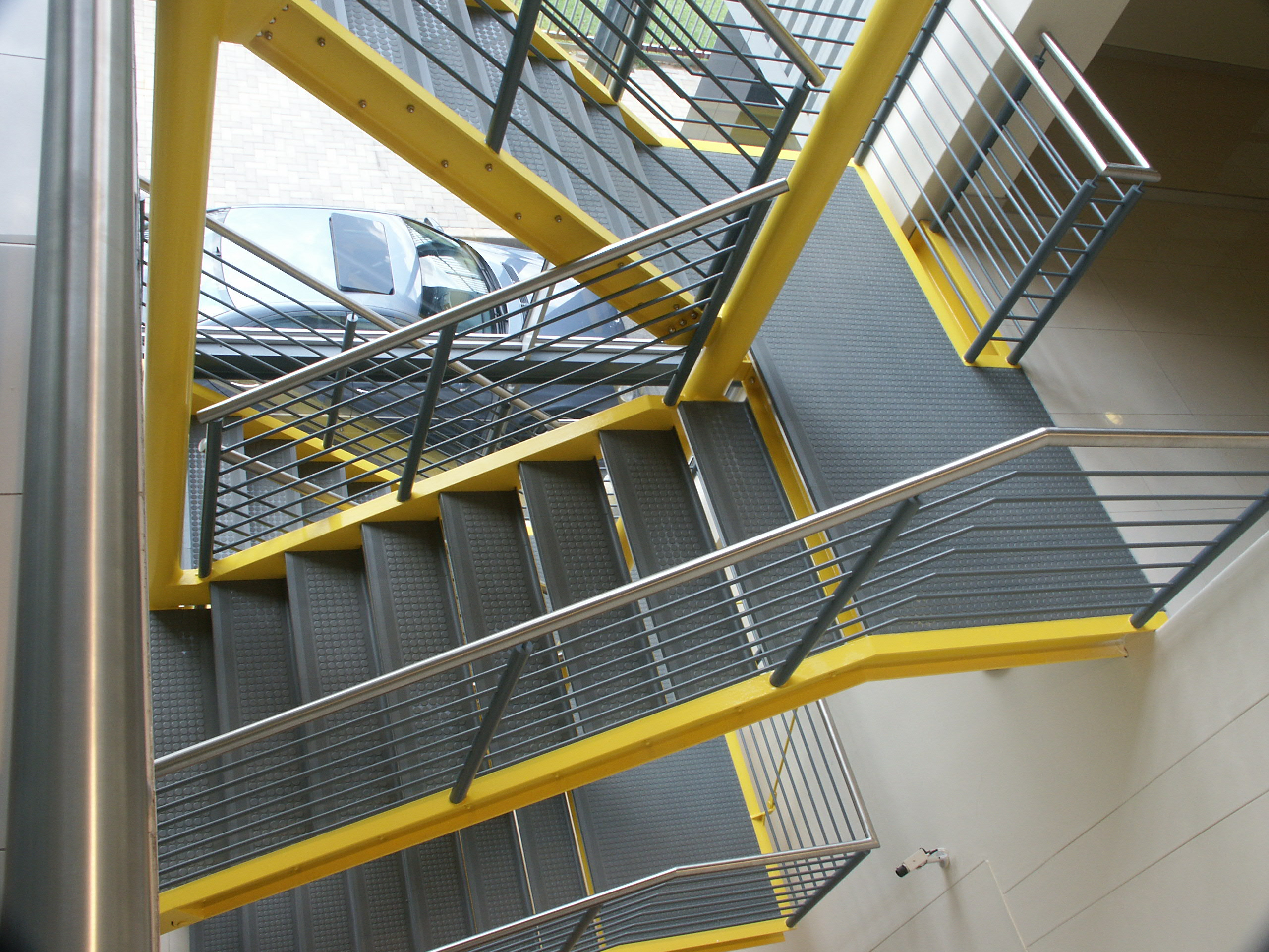 Staircase Ronda Mist 7