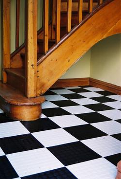 Checkerboard 8x8 B&W1