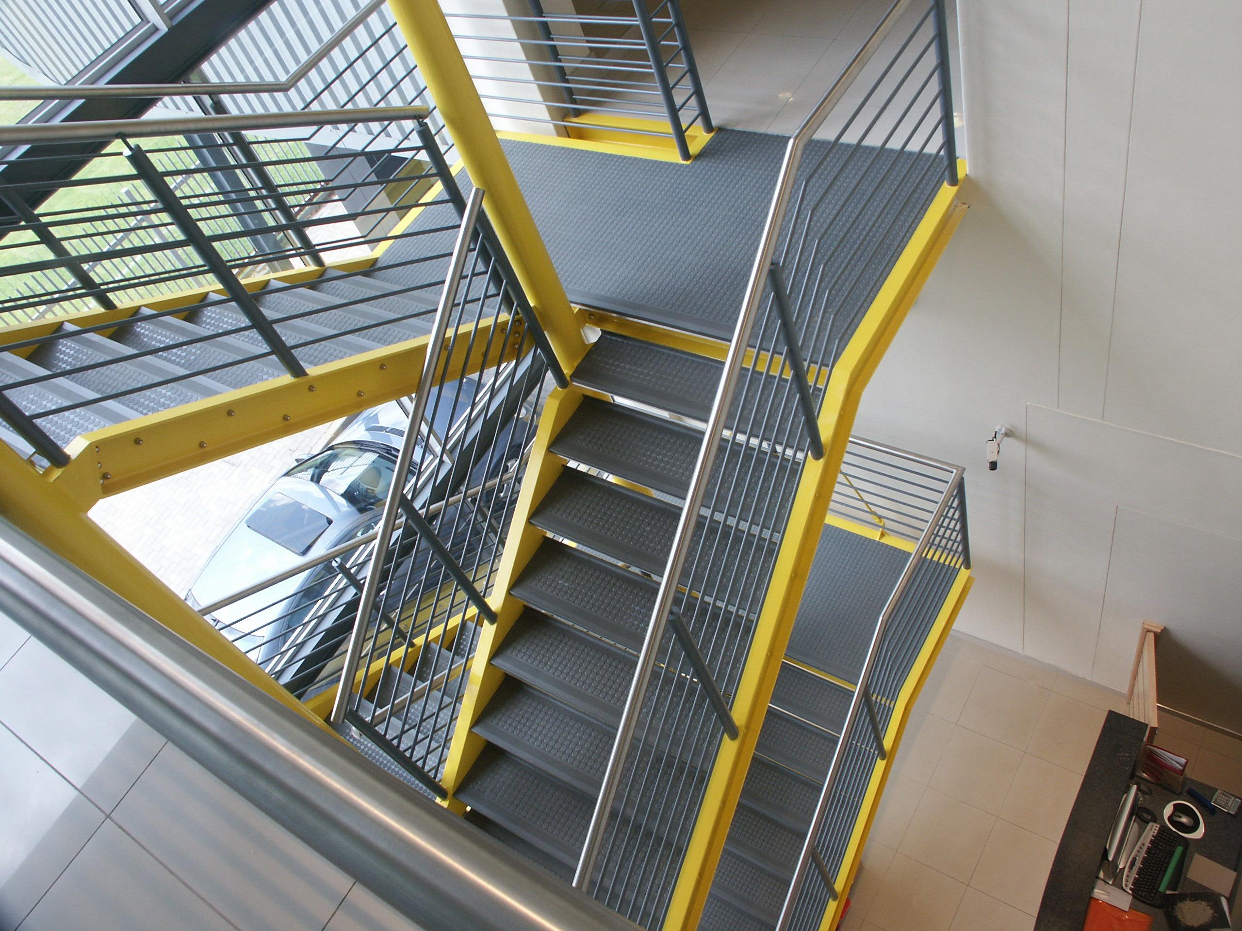 Staircase Ronda Mist 3