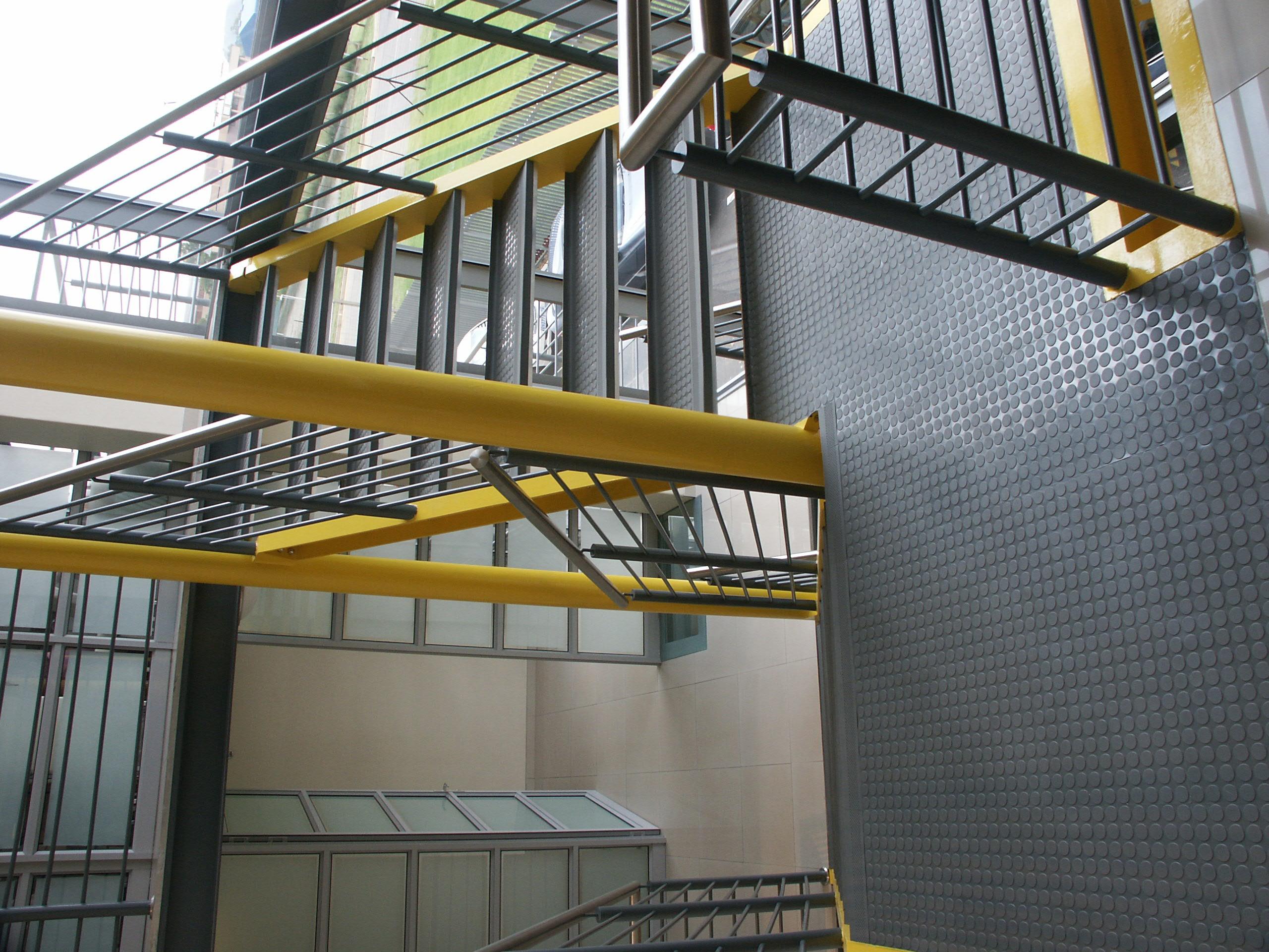 Staircase Ronda Mist 4