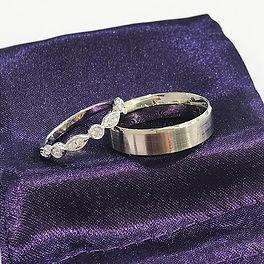 Looking for wedding rings_ Number Ten ha