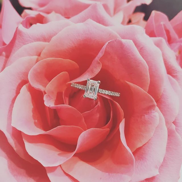 Envious of JLo's emerald cut engagement