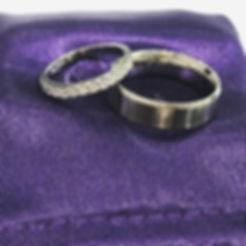 The perfect rings for the perfect couple