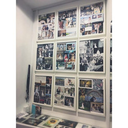 Our Number Ten 'wall of fame'