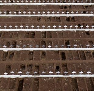 Cementerios ocasionales en Chile por la pandemia del Covid19