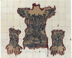Adriana Verejao, Skin Tattooed in Tile S