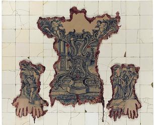 Adriana Verejao, Skin Tattooed in Tile S