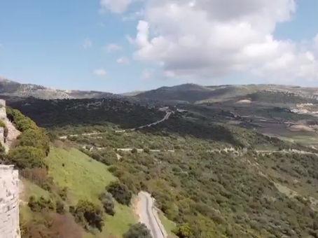 Memlükler'in Düşmeyen Kalesi: Nimrod Kalesi