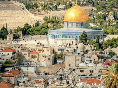 "Barış Şehri ""Kudüs"""