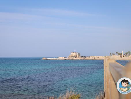 Akdeniz'in Gelmiş Geçmiş En Görkemli Liman Şehri: Caesarea