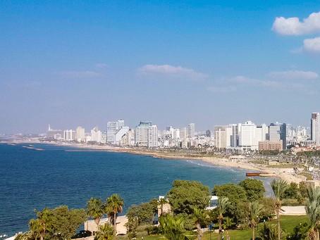 Doğu Akdeniz'in İncisi: Tel Aviv