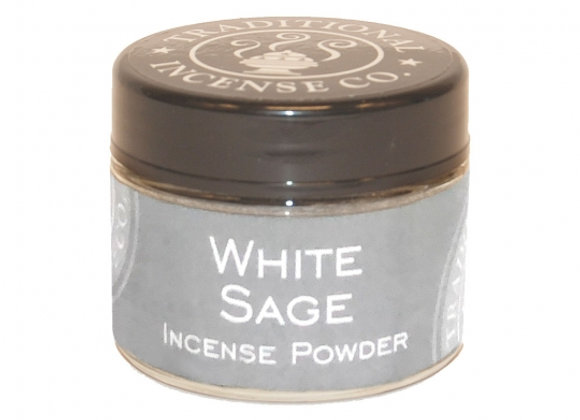 White Sage Incense 20gr Jar