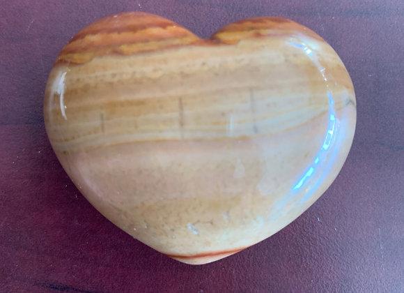 Puffy Heart - Jasper, Picture