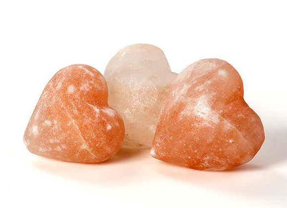 Himalayan Salt Hearts