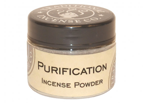 Purification Incense 20gr Jar