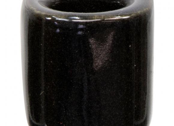 Mini Ritual Candle Holder - Black