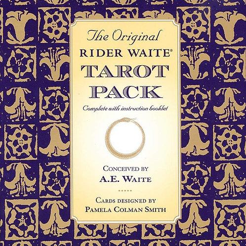 The Original Rider-Waite Tarot Pack