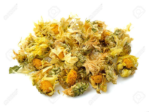 Yellow Chrystanthemum 2oz Bag