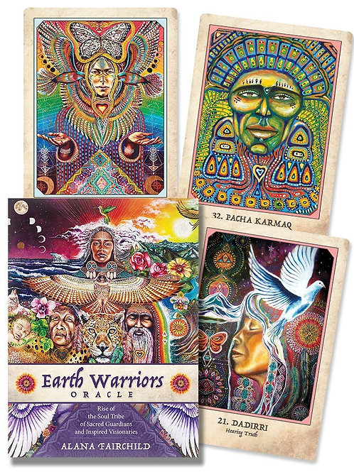 Earth Warriors Oracle: Rise of the Soul Tribe...