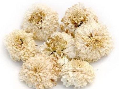 White Chrysanthemum 2oz Bag