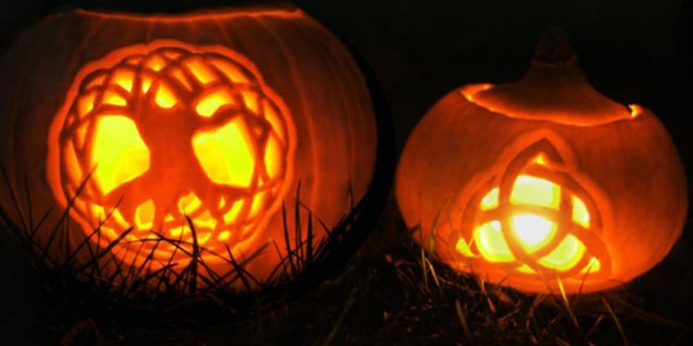 Halloween/Samhain Meditation/Ceremony