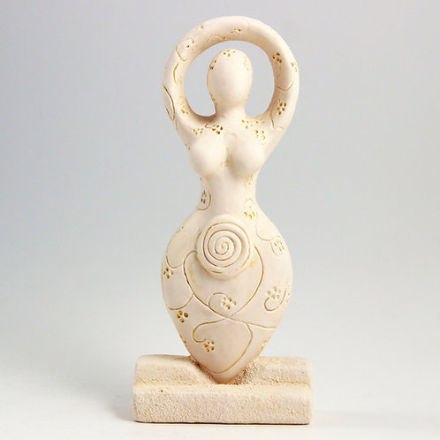 The Spring Goddess
