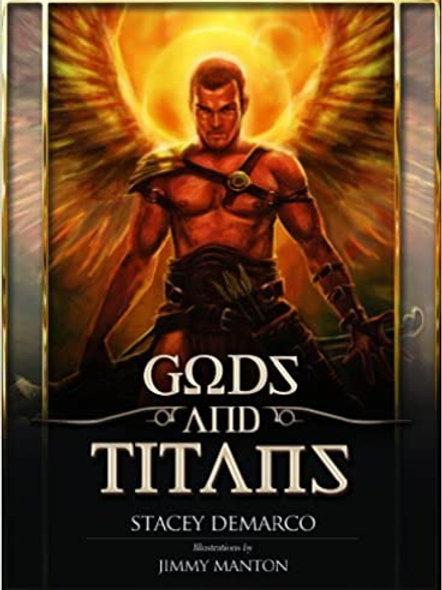 Gods & Titans Oracle Deck Set