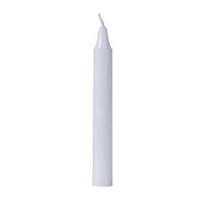 Mini Ritual Candle - White