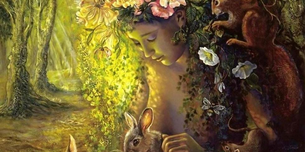 Spring Equinox Ceremony w/ Tristan