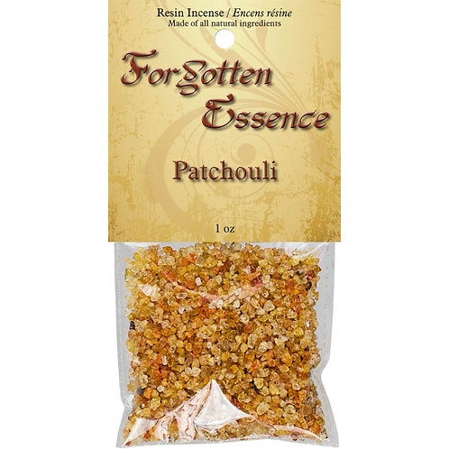 Resin - Patchouli 1oz Bag