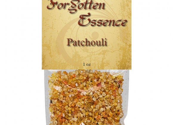 Resin - Patchouli 1oz Bag
