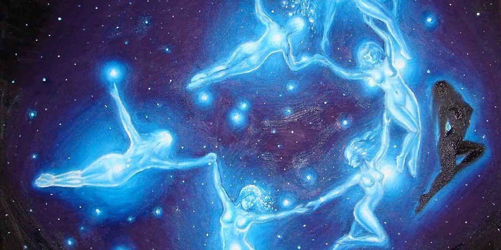 Virtual: Pleiadian Meditation & Energy Download with Tristan