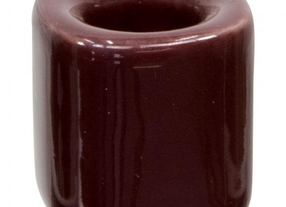 Mini Ritual Candle Holder - Brown