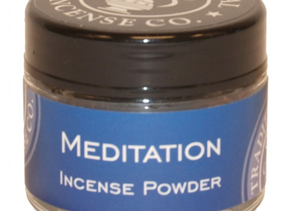 Meditation Incense 20gr Jar