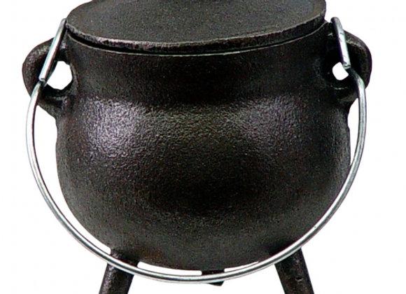 "Cast Iron Cauldron - 2.75""DI. Mini"