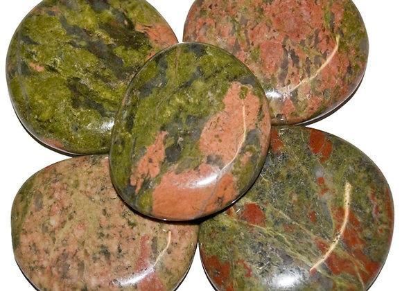 Earth Stone - Unakite
