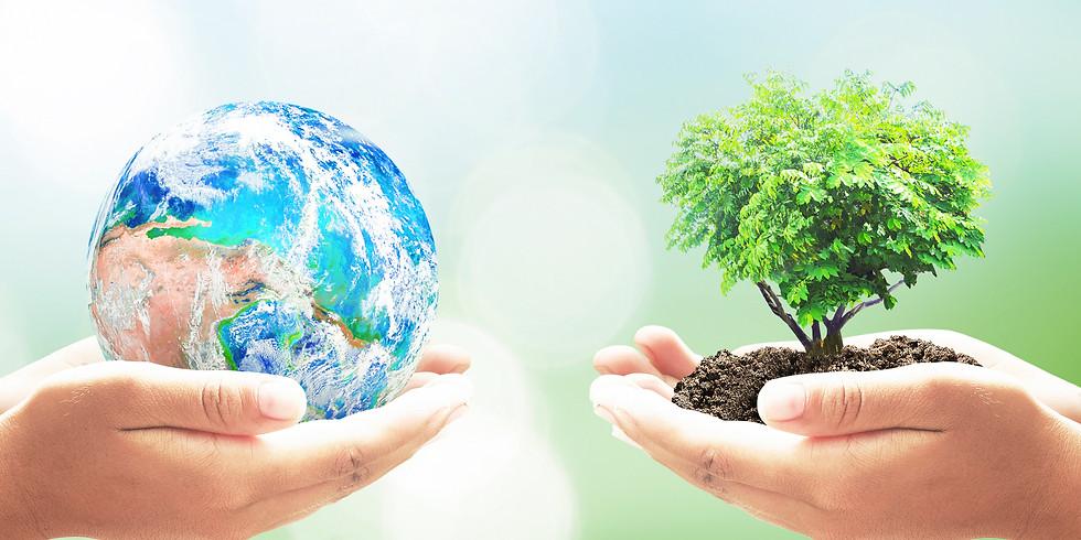 Virtual: Earth Day Meditation