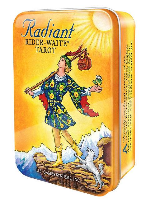 Radiant Rider-Waite Tarot (Tin)
