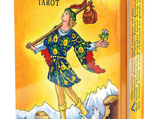 Radiant Rider-Waite Tarot (Tin)