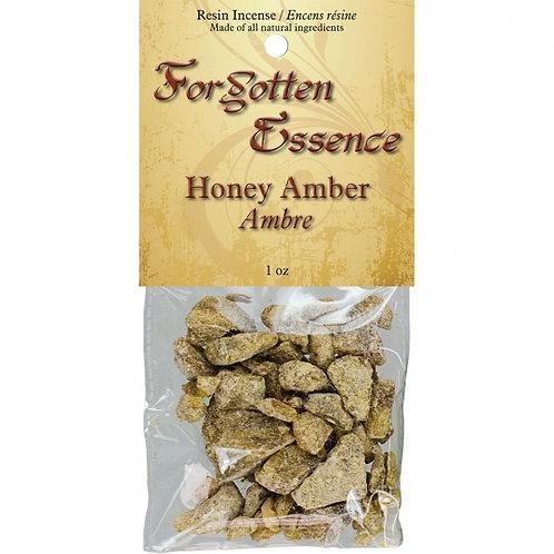 Resin - Honey Amber 1oz Bag