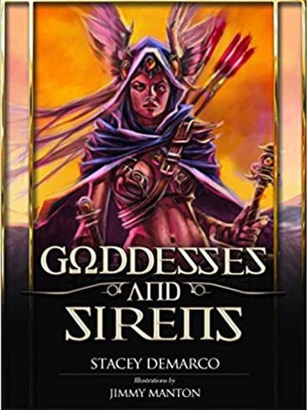 Goddesses & Sirens Oracle Deck Set