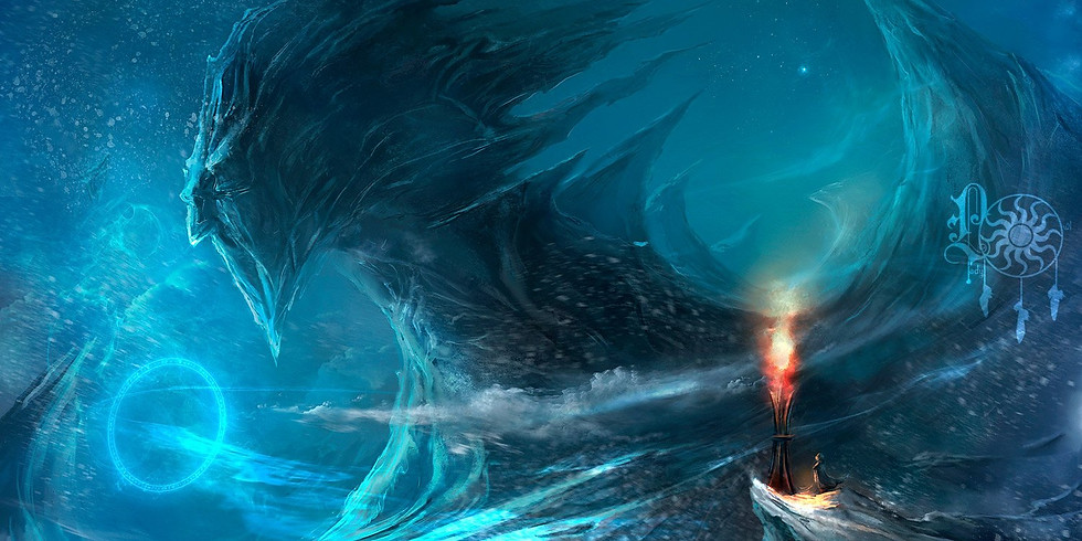 Virtual Journey Series: Winter Elementals & Thoughtforms